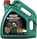 Best Engine Oils - Castrol Magnatec Stop-Start Engine Oil 5W-30 A5, 4L Review