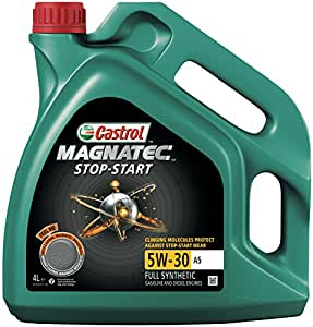 castrol 15990f magnatec stop start engine oil 5w 30 a5 4l. Black Bedroom Furniture Sets. Home Design Ideas