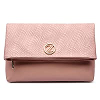 حقيبة زينيف لندن دايزي للنساء - وردي