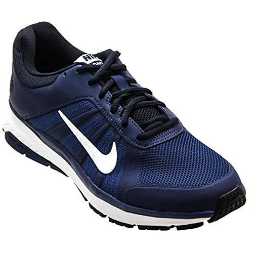 amazon. Nike Men's Dart 12 MSL Coastal Blue, White and Dark Obsidian Running  Shoes - 10