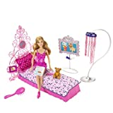 BARBIE® My House Dream Bedroom and Doll Playset (Toy)