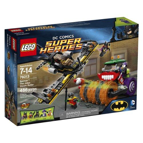 Preisvergleich Produktbild LEGO 76013 Superhelden Batman: The Joker Dampf-Rolle