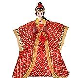 Tang-Dynastie Bride Wedding Gift alte chinesische Puppen, Zufällige Stil