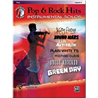 Pop & Rock Hits Instrumental Solos Flute – Spartiti per flauto