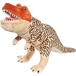 Wild Republic 85372 - Natural History Museum: Tiranosaurio Rex de peluche (75 cm)