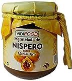 Confettura Extra di Nespola Artigianale - 210 g - All'Origine Spagnola - Fatta in Casa, la Migliore Qualità ed al 100% Naturale - Ampia Varietà di Sapori