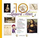 """Afficher """"Les Chefs-d'oeuvre de Léonard de Vinci racontés aux enfants"""""""