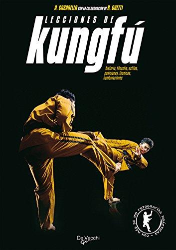Lecciones de kungfú wushu (Artes Marciales)