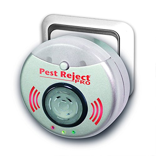 Pest Reject Pro - Antiinsectos por ultrasonido
