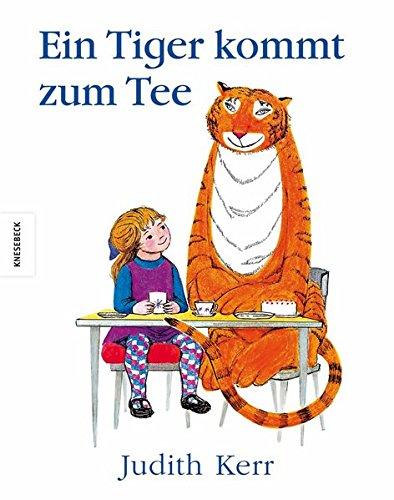 Ein Tiger kommt zum Tee (Alter Tee)
