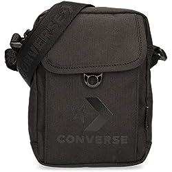 Converse Converse Cross Body 2 10008299-A01 Sac bandoulière 22 Centimeters 4 Noir (Black)