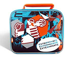 Doctor Who Lunch Bag, Turquoise