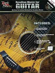Reading Music for Guitar: An Easy to Follow Method for Reading Music (The Rock House Method) by John McCarthy (2012-11-01)