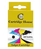 Cartridge House C4906A 940XL Black Ink Cartridge Suitable for HP Officejet Pro 8000, Hp officejet Pro 8500 Image
