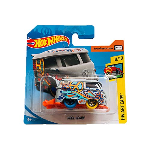 Hot Wheels Kool Kombi HW Art Cars 353/365