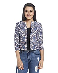 ONLY Womens Blazer (15137308_Night Sky_36)