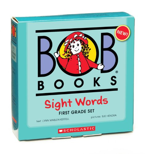 Bob Books: Sight Words First Grade