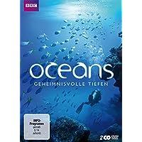 Oceans - Geheimnisvolle Tiefen [2 DVDs]