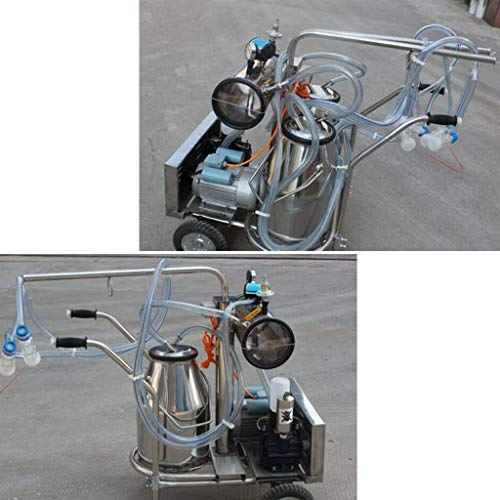 nouler Juler Ziegenmelkanlage Melkmaschine Zubehör Mobile Cart/Melksalon System