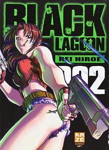 Black Lagoon Nouvelle édition Tome 2
