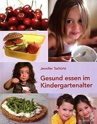 Titelbild Gesund essen im Kindergartenalter