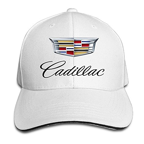yhsuk-cadillac-logo-sandwich-peaked-hat-cap-white