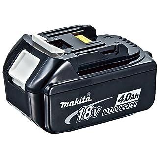 Makita–Sierra circular de mano, 57mm, 18V/4,0AH, incluye 2baterías y cargador, dhs680rmj