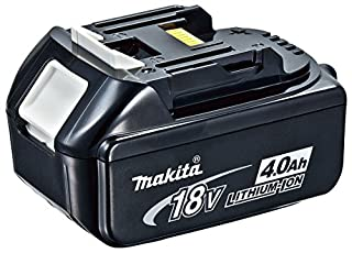 MAKITA BL1840B Batería 18V 4,0Ah, 18 V (B00GSMBTJA) | Amazon price tracker / tracking, Amazon price history charts, Amazon price watches, Amazon price drop alerts