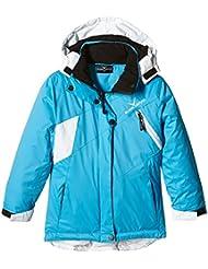 Black Canyon Girl's Ski - Chaqueta de esquí para niña, tamaño 116 UK, color azul