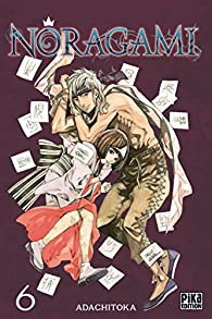 Noragami, tome 6 par  Adachitoka