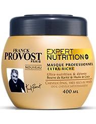 Franck Provost Expert Nutrition+ Masque Professionnel 400 ml - Lot de 2