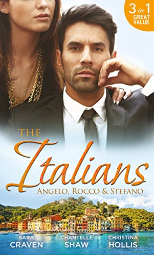 book cover of The Italians: Angelo, Rocco & Stefano