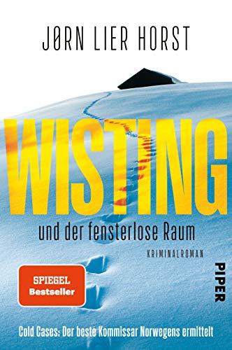 Buchseite und Rezensionen zu 'Wisting und der fensterlose Raum' von Jørn Lier Horst