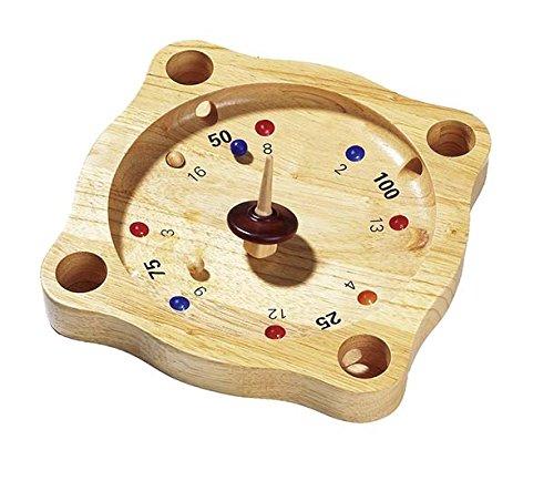 1 Stück - Tiroler Roulette Spiel