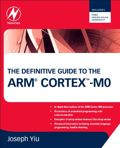 The Definitive Guide to the Arm Cortex-M0 por Joseph Yiu