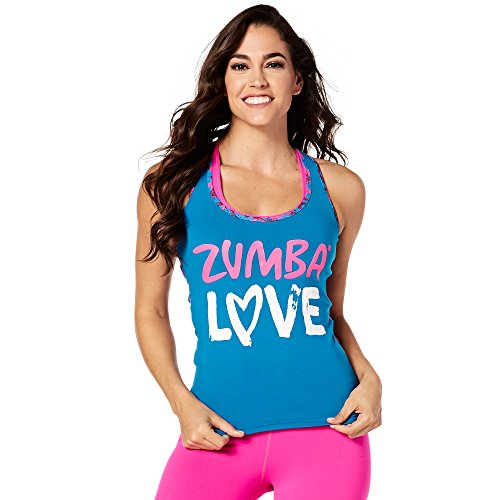 zumba-fitness-damen-zumba-love-racerback-royal-blue-m