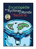 Encyclopédie des rythmes du monde à la batterie (1 Livre + 1 CD)