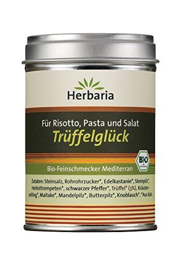 Trüffelglück – für mediterane Dressings, Pasta und Risotto 110g BIO