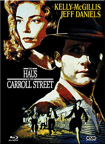 Das Haus in der Carroll Street [Blu-Ray+DVD] - uncut - limitiertes Mediabook Cover C