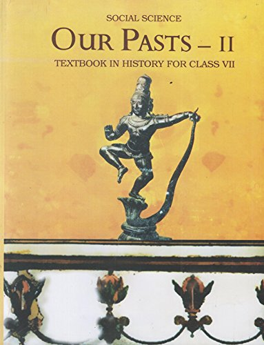 Our Pasts Part – 2 Textbook in History for Class – 7  – 760 51yTkUvM78L