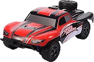 ThomaxX T9301-1radio Gra pescado bestuurbare Schaal 1: 18. X de Desert Speed Pioneer Ready to Run (kompleet met Accu en carga voor Auto), unisex de Child