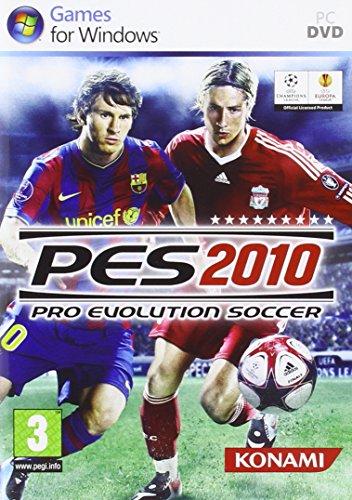 PES 2010 - Pro Evolution Soccer PEGI (PC CD Rom) (Der Spieler-klub)
