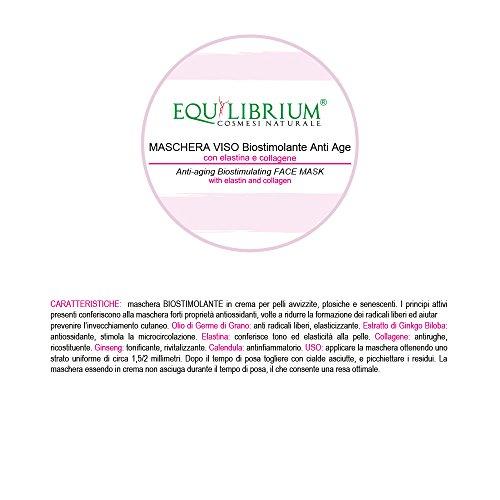 Zoom IMG-1 equilibrium cosmesi naturale maschera viso