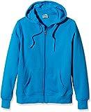 JAKO Kinder Team Kapuzenjacke Jacke, blau, 152 (Sports Apparel)