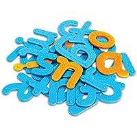 Learning Resources - Set di lettere con linee guida in rilievo, 26 pz.