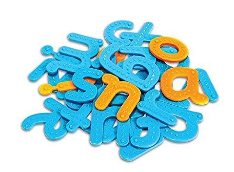 Learning Resources Kit pour la Classe de Lettres Tactiles