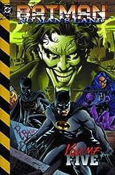 Batman: Bk. 5: No Man's Land by Greg Rucka (2001-05-25)