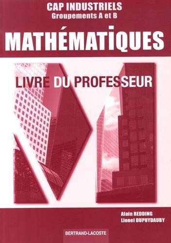 mathmatiques-cap-industriels-livre-du-professeur