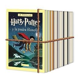 La colección completa de libros electrónicos de Harry Potter eBook ...