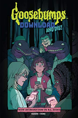 Goosebumps: Download and Die! (English ()